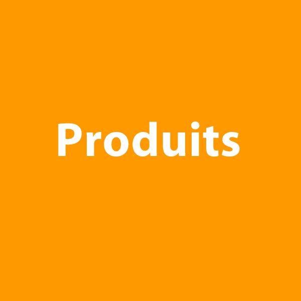 """bouton """"produits"""" à cliquer sur le site de cécile briand"""