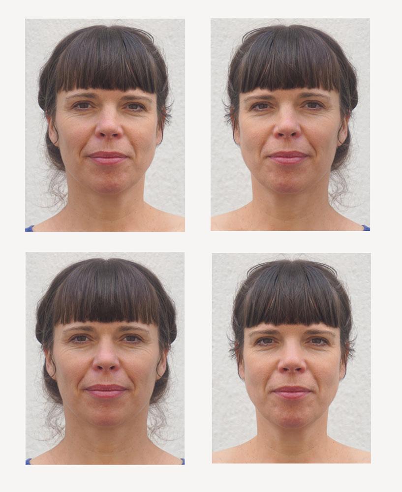 ID portrait of Cécile Briand